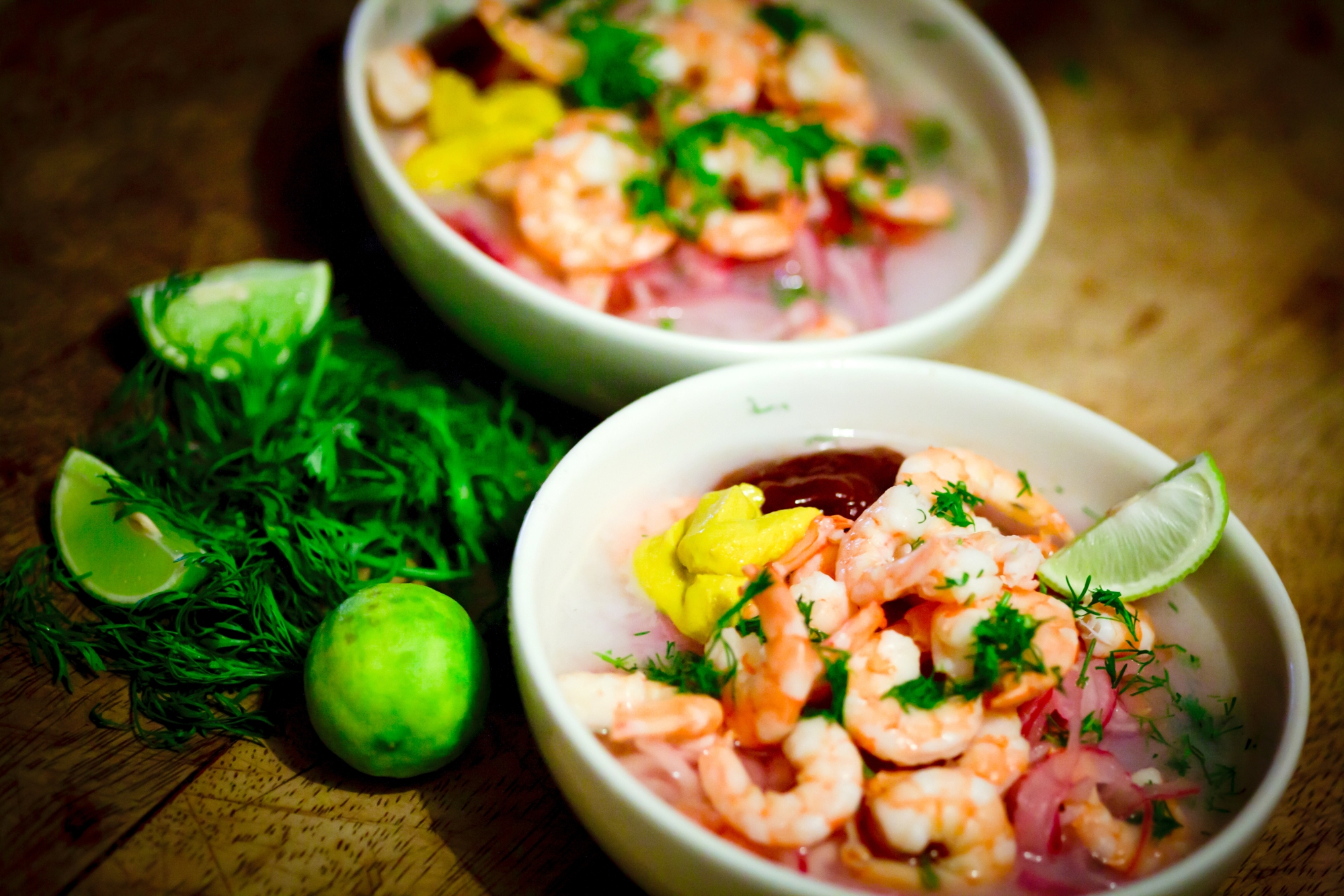 Mouthwatering Ceviche
