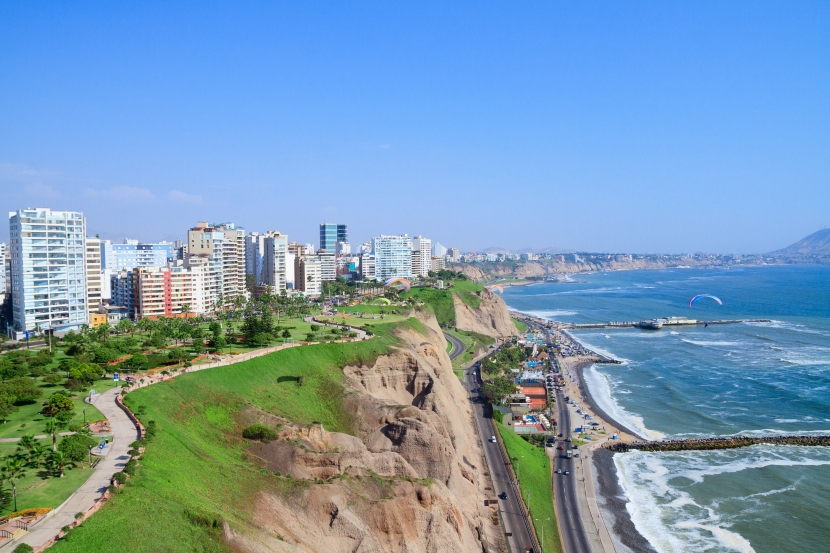 My Stopover in Lima, Peru