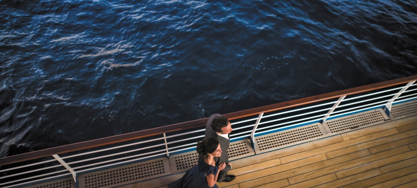 The Most Luxurious Cruise Suites & Staterooms
