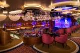 Queen's Lounge - Deck 2 & 3 Midship Koningsdam - Holland America Line