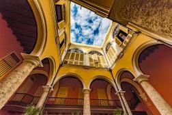Cuba-Havana-Atrium