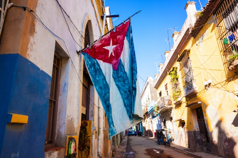 Cuba: Untouched by Time, Full of Color.