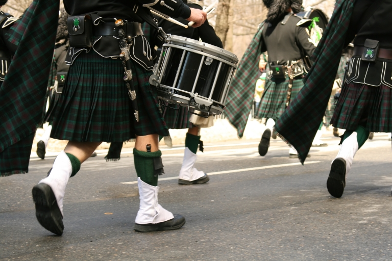 New York City-St Patrick's Day Parade