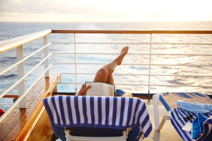 Best Cruise Ship Sun Decks