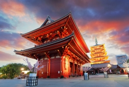 japan-tokyo-pagoda-temple-red-downtown