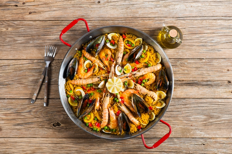 food_paella_spain