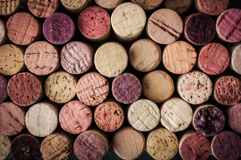 wine-cork-background