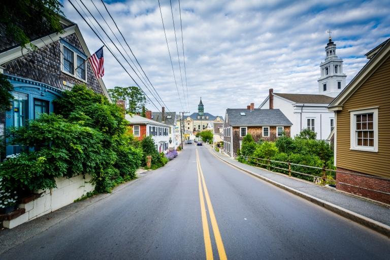 Massachusetts-Cape-Cod-Provincetown-Street
