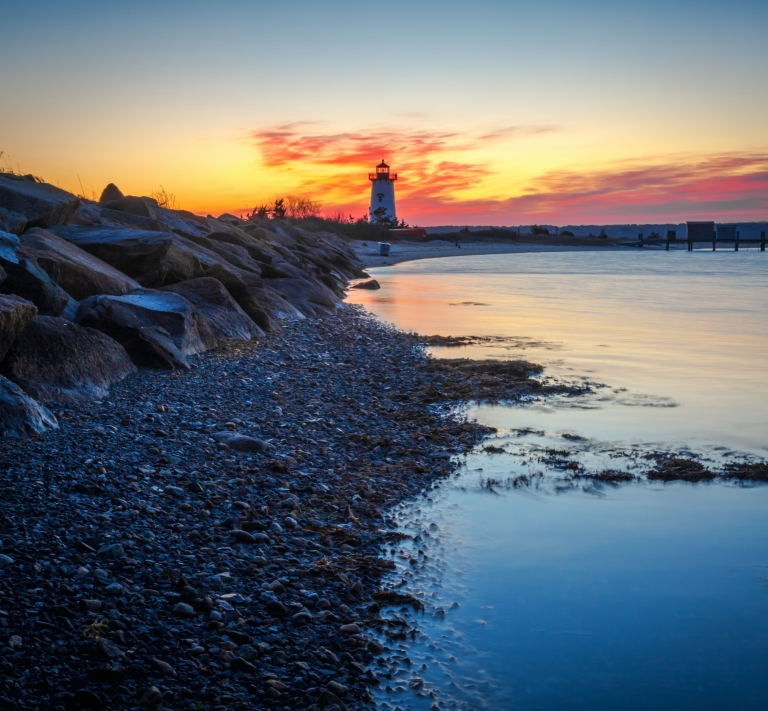 Martha's Vineyard_ Lighthouse_Sunset.jpg